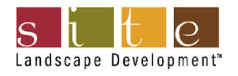 Site Landscaping Logo